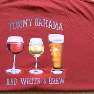 Tommy Bahama XXL T-SHIRT MENS